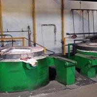 Coperchi in lega di Magnesio per macchine produzione ghiaccio industriale