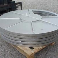 Coperchi in lega Magnesio per macchine produzione ghiaccio